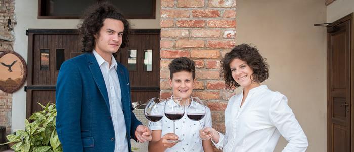 Cornaglia's Family